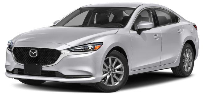Mazda 6 2021 màu bạc