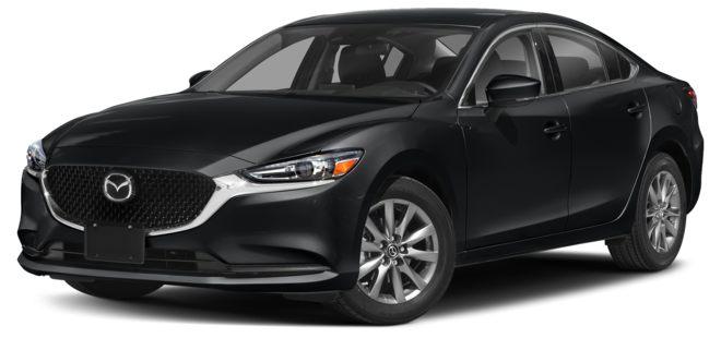 Mazda 6 2021 màu đen