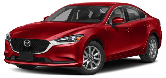 Mazda 6 2021 màu đỏ