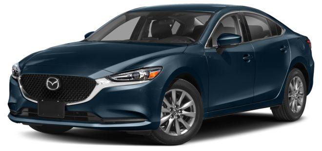 Mazda 6 2021 màu xanh