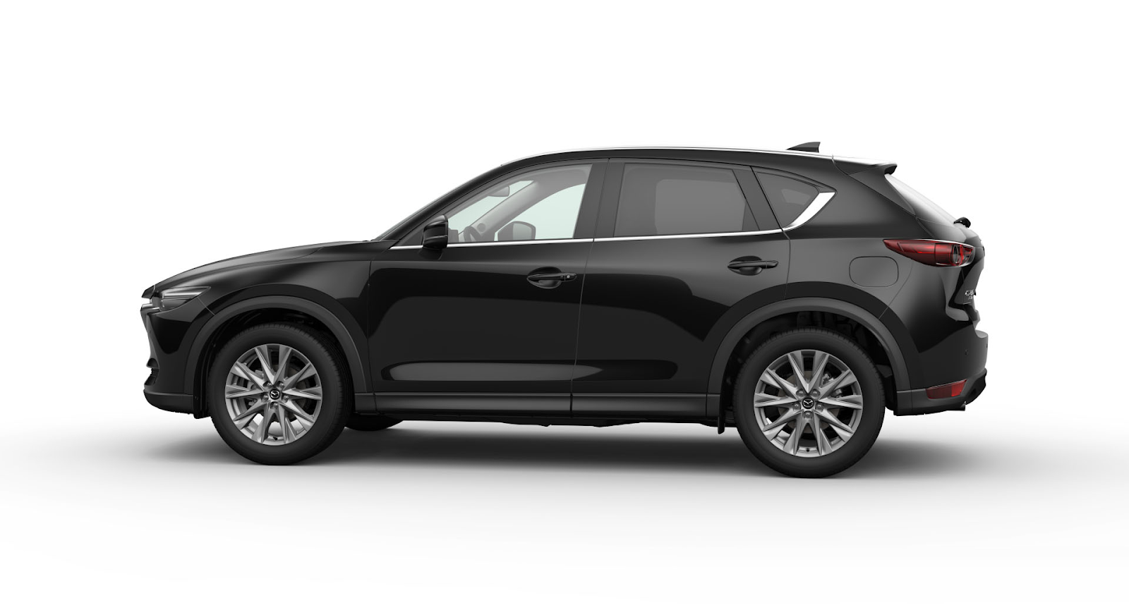 Mazda CX-5 2021 màu đen