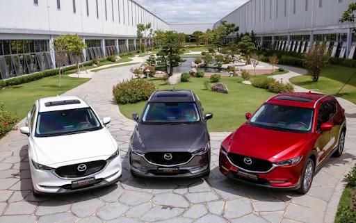 So sánh xe Mazda CX-5 2021 với các đối thủ