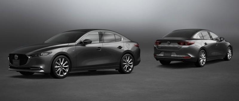 So sánh xe Mazda 3 2021 với các đối thủ cùng phân khúc